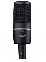 AKG C 4000 Kondensator Doppel-Groflmembran-Mikrofon,