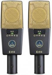 AKG C 414 XL II/ST Abgestimmtes Stereo-Paar