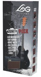 LAG Imperator E-Guitar Set I66BK