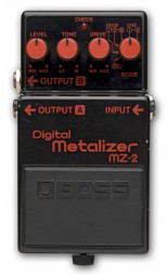Boss MZ 2 Digital Metalizer