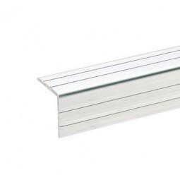 Aluminium-Kantenschutz 22 x 22 mm