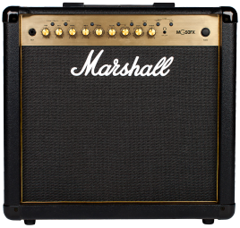 Marshall MG 50 GFX Gold Serie