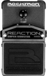 Rocktron Reaction Superbooster Pedal