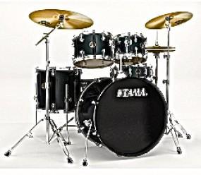 Tama Drumset 5-teilig Rhythm Mate (RM52KH6-BK)