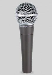 Shure SM 58 Dynamisches Gesangsmikrofon