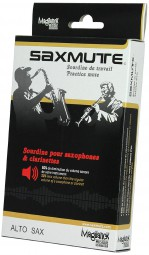 Magilanck Saxophon-Dämpfer für Alt-Saxophone