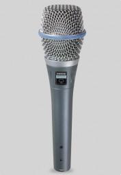 Shure Beta 87 A Kondensator-Gesangsmikrofon