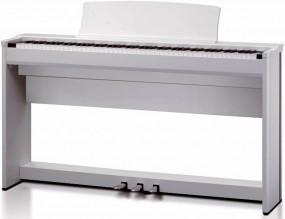 Kawai CL 36 Digitalpiano Weiss satiniert