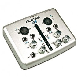 Alesis iO 2 Express USB Recording Interface