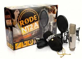 Rode NT2-A Großmembran Studio Mikrofon