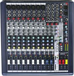 Soundcraft MFXi 8 Kompakt Mischpult